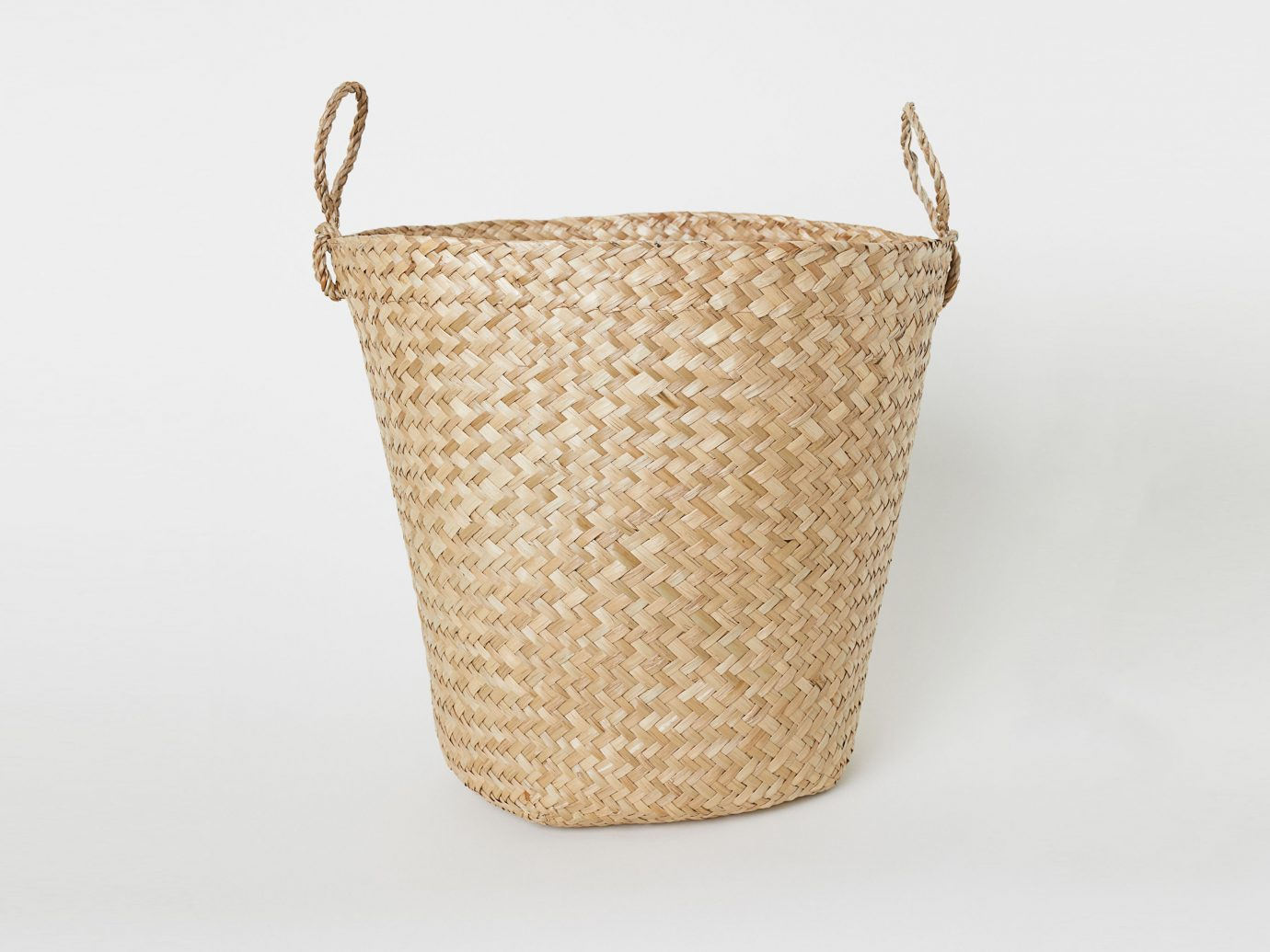 Large Braided Storage Basket