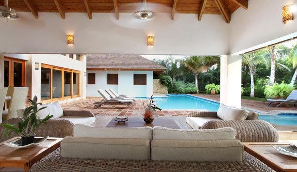Casa de Campo pool