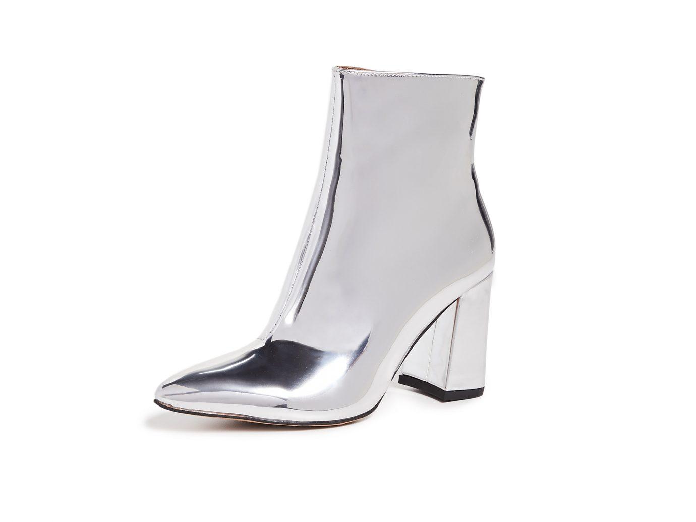 Matiko Lucinda Block Heel Booties