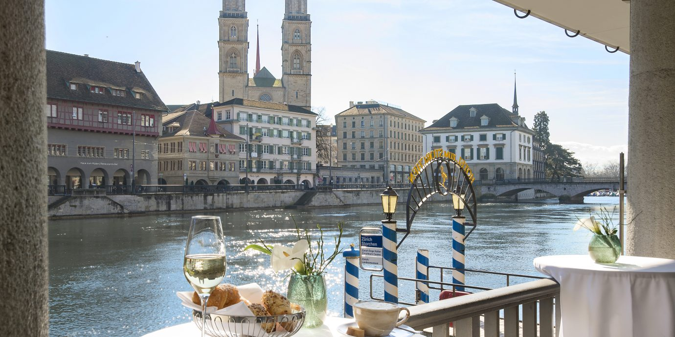 The Best Hotels In Zurich Are As Stylish As They Are Luxurious