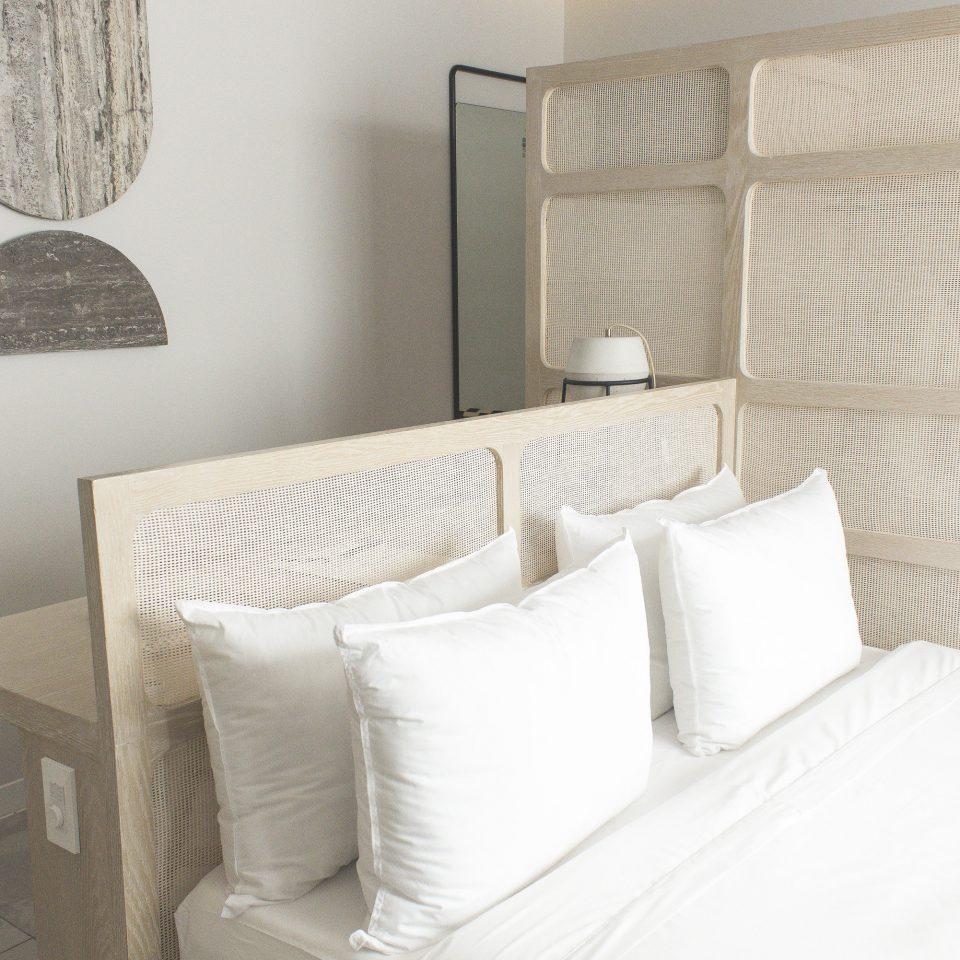 Bed at Ryo Kan