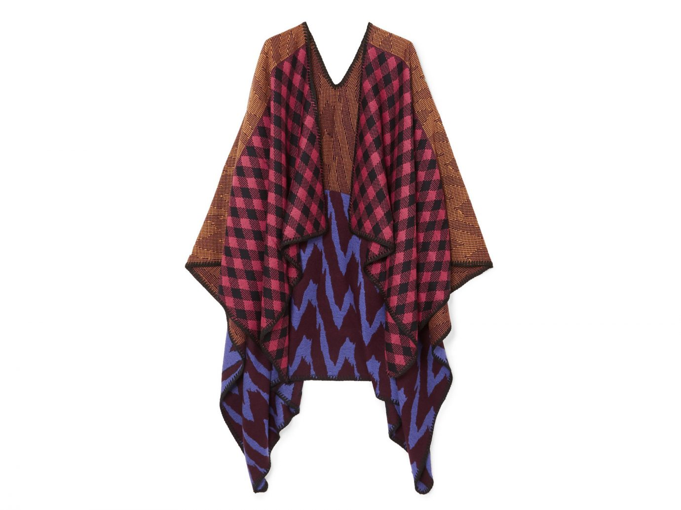 Missoni Intarsia Wool Wrap