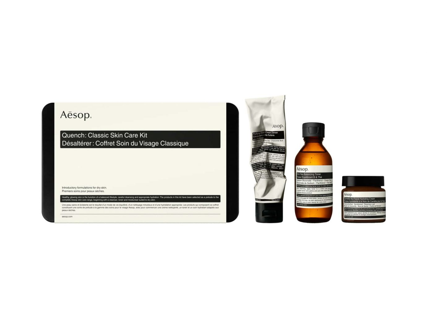 Aesop Quench kit