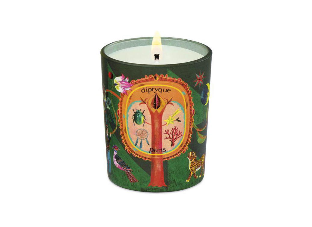 Diptyque Protective Pine Candle