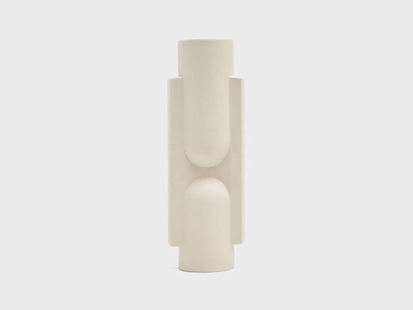 Light + Ladder Kala Slender Porcelain Vase