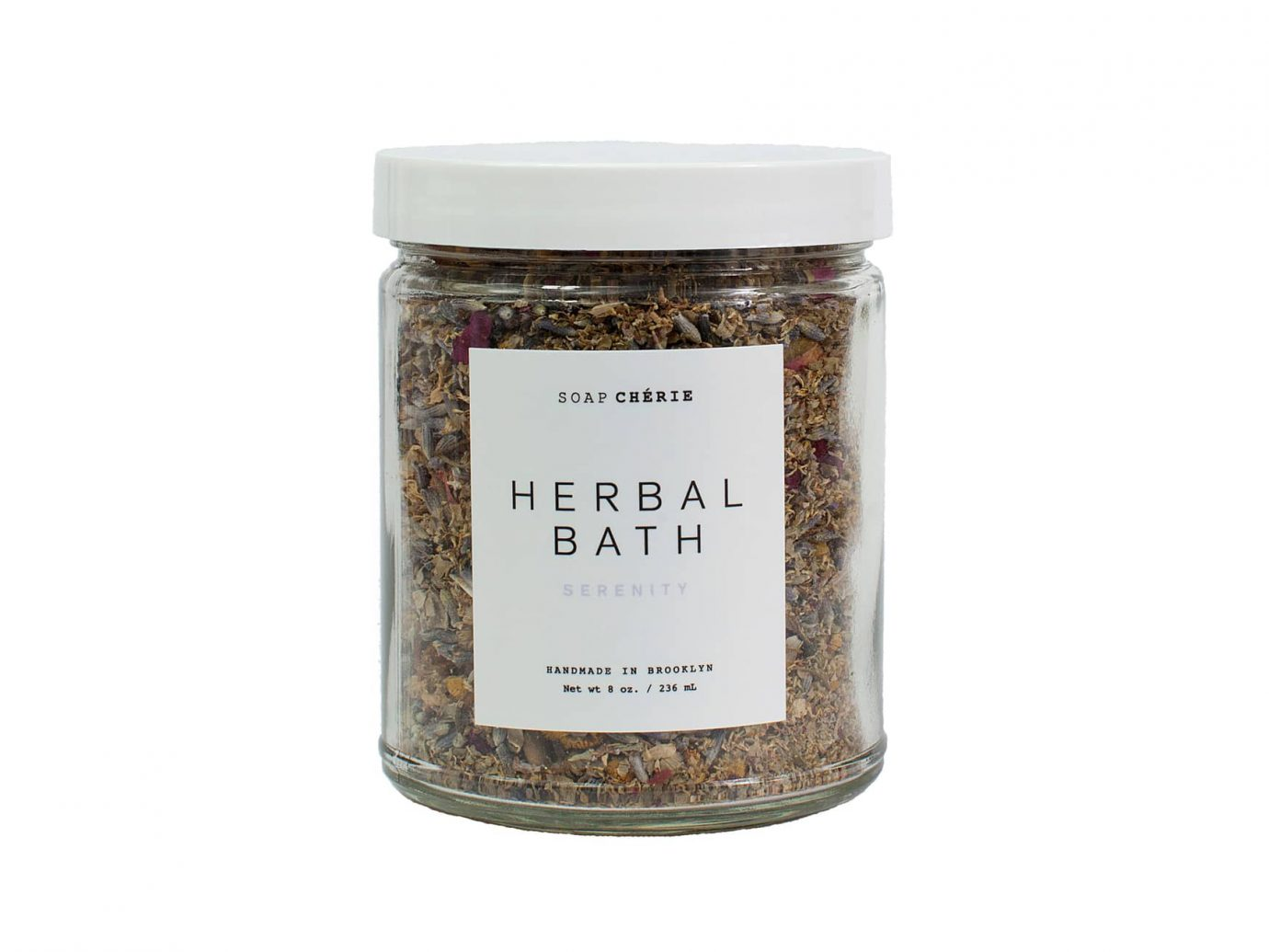 Bath Soak: Soap Chérie Serenity Herbal Bath Remedy