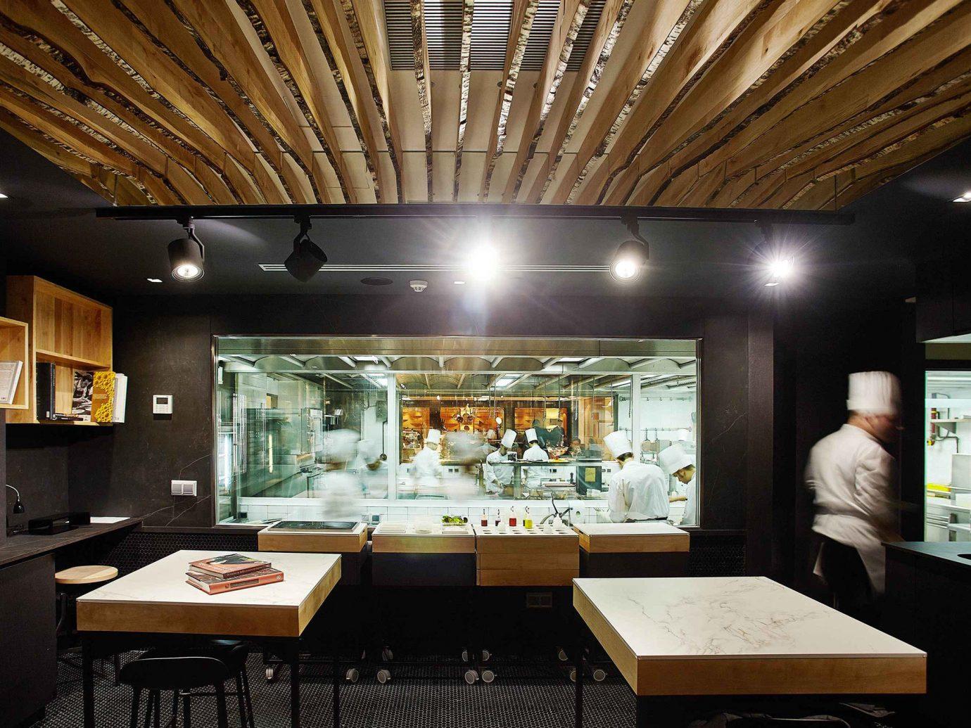 Restaurant in Spain