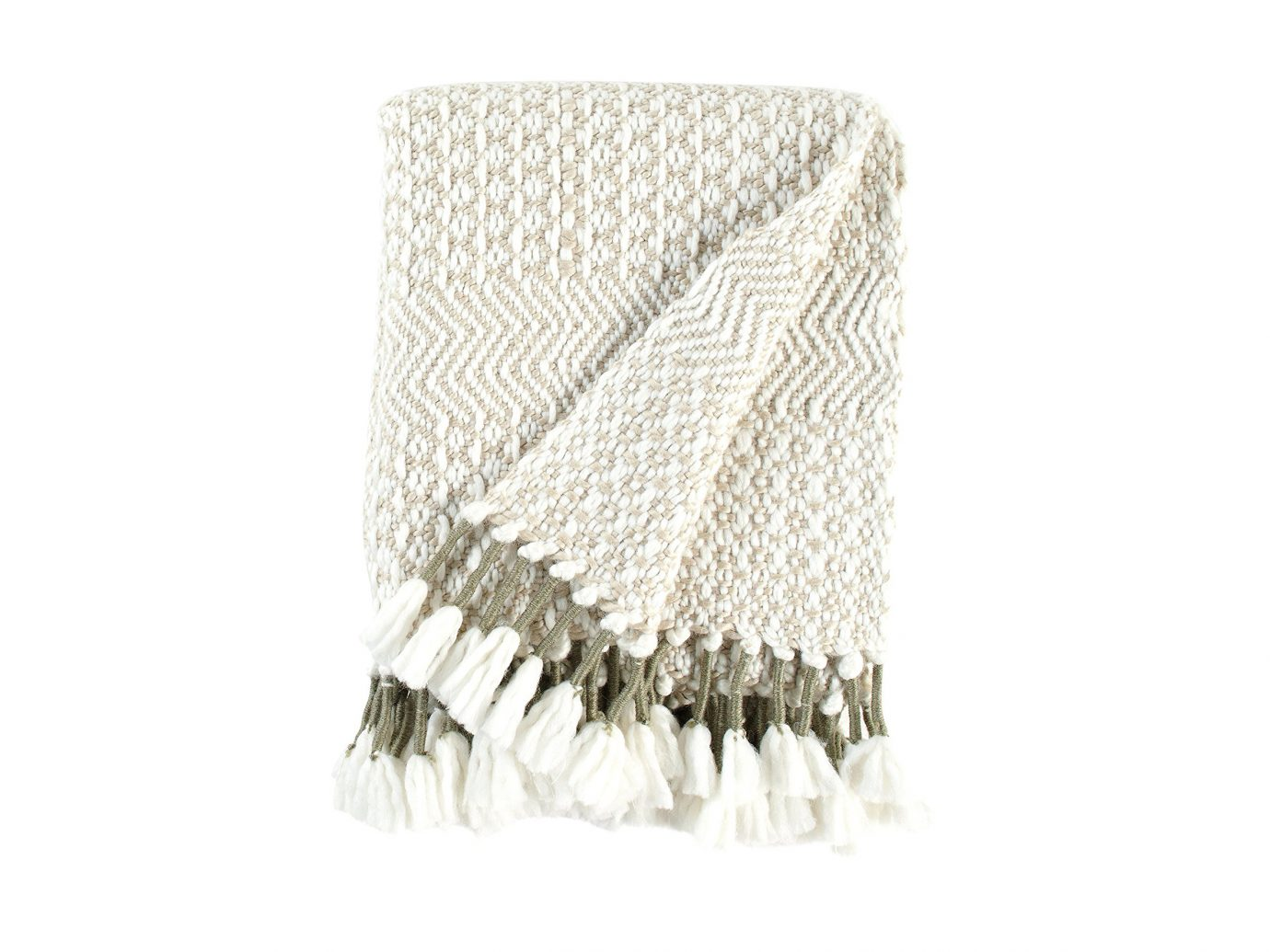 Rivet Hand-Woven Throw Blanket