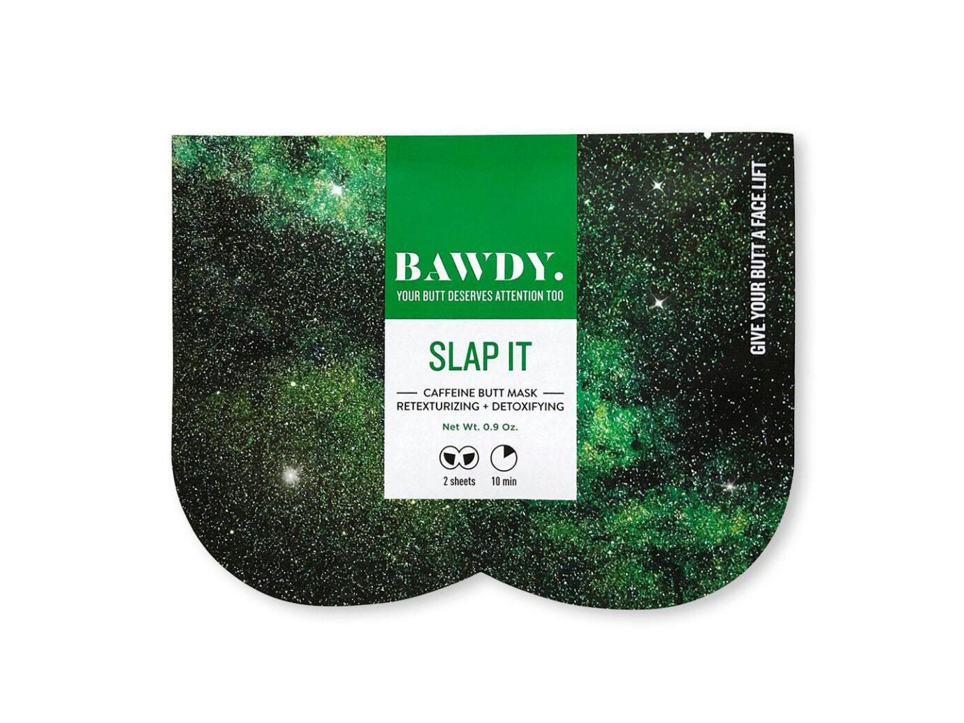 Bawdy Butt Mask