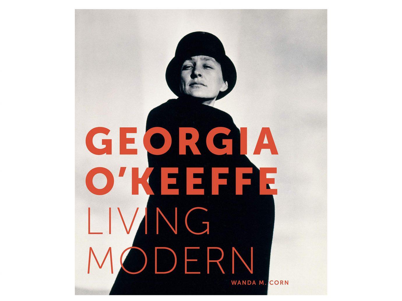 Georgia O'Keeffe Living Modern book