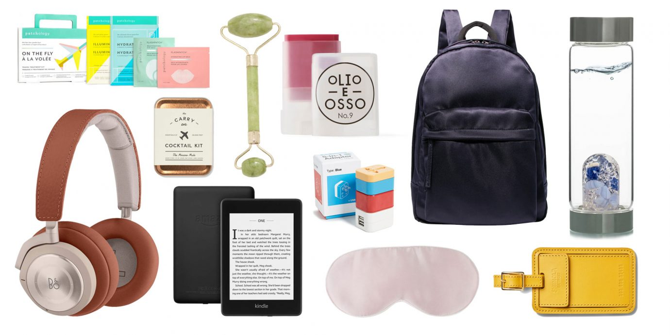 Gifts for the Stylish Traveler