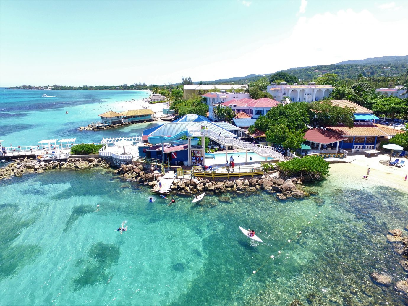 Aerial view of Franklyn D. Resort & Spa