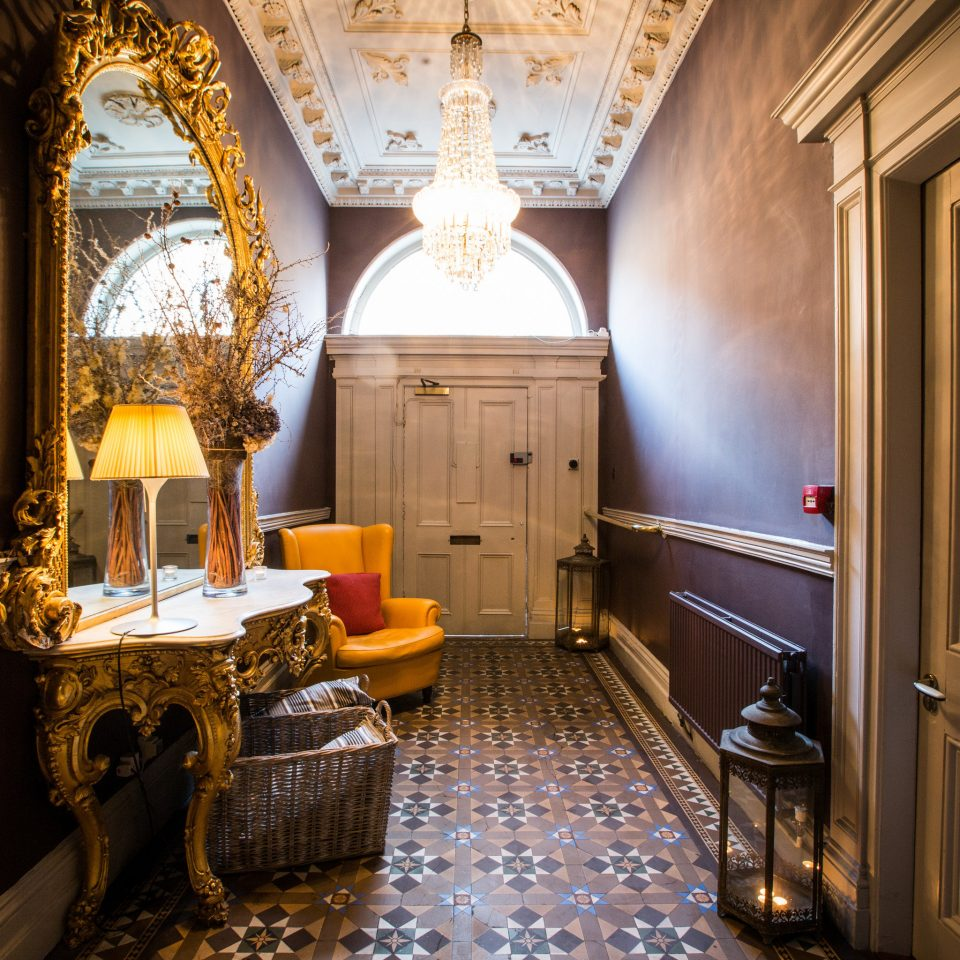 Foyer at Number 31 in Ireland