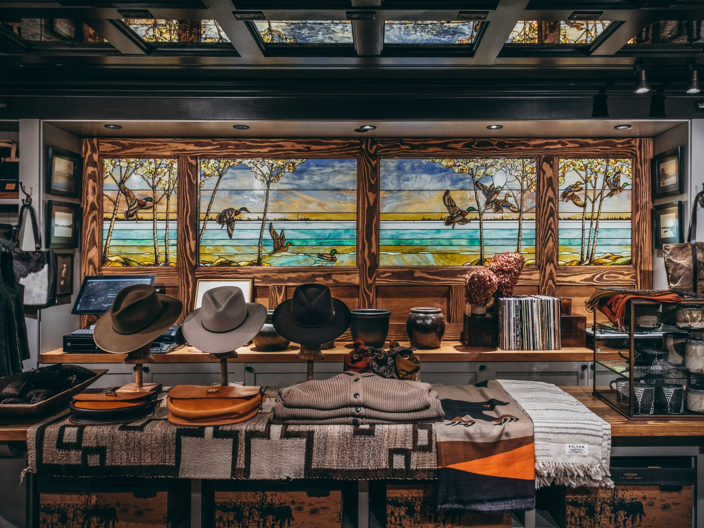 C.C. Filson Flagship store in New York, NY on November 8, 2018.