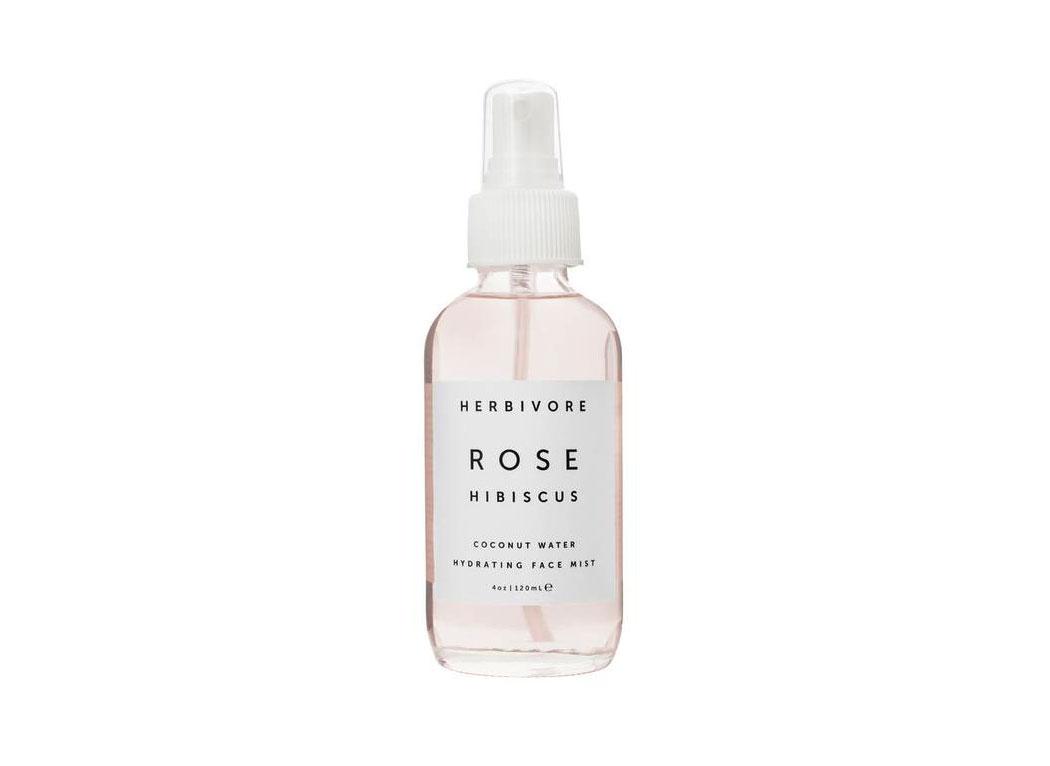 Herbivore Botanicals Rose Hibiscus Face Mist