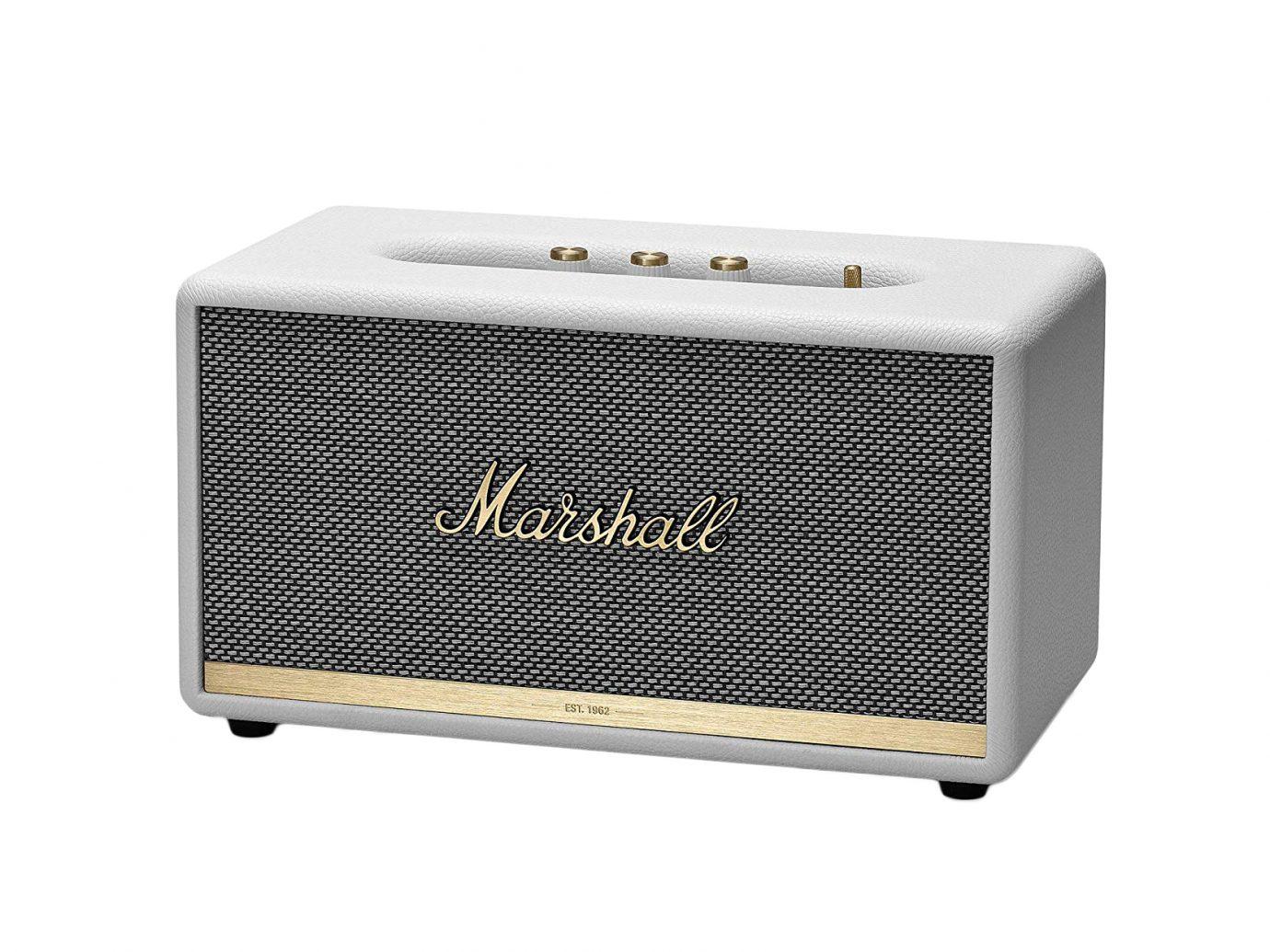 Marshall Stanmore II Wireless Bluetooth Speaker, White