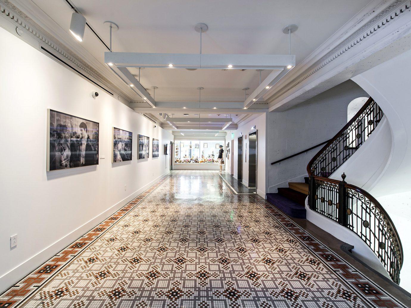 21c Museum Hotel Cincinnati art gallery