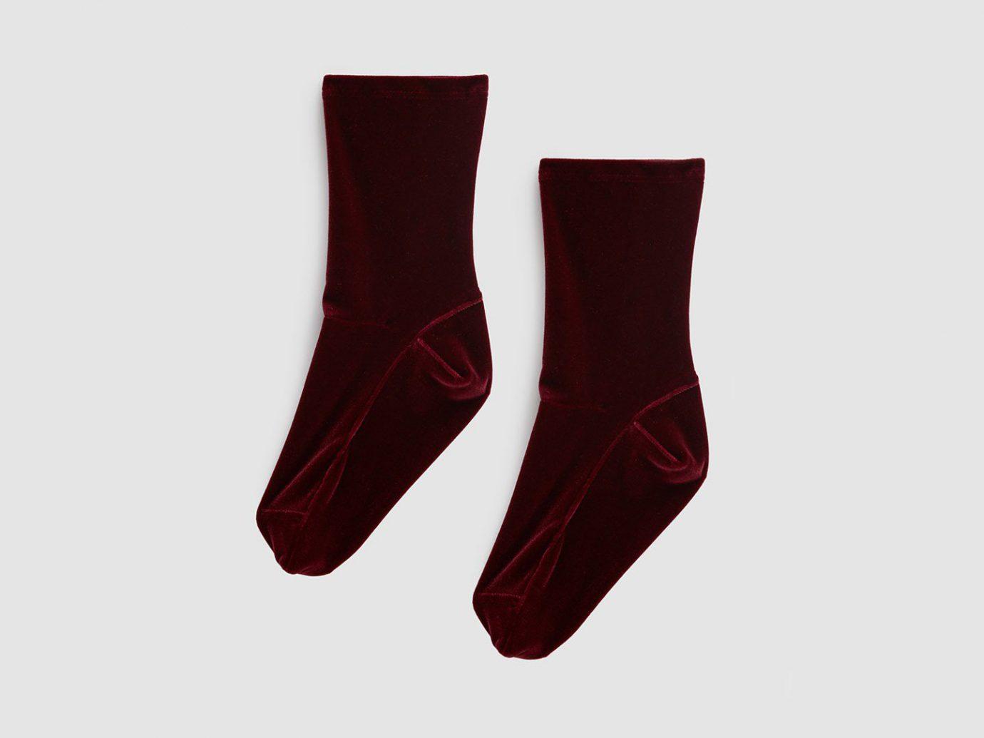 Darner Velvet Sock