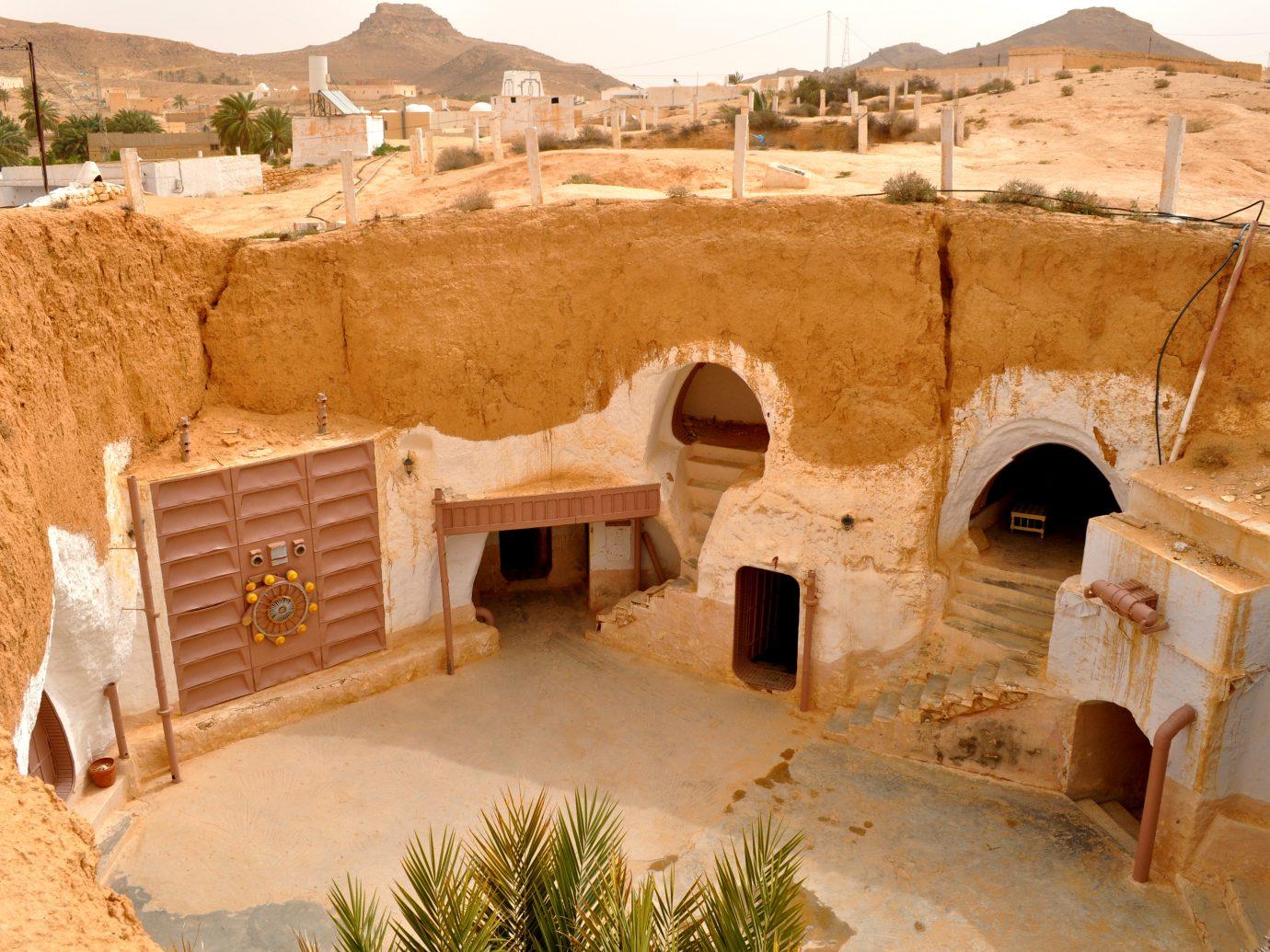 Hotel Sidi Driss exterior