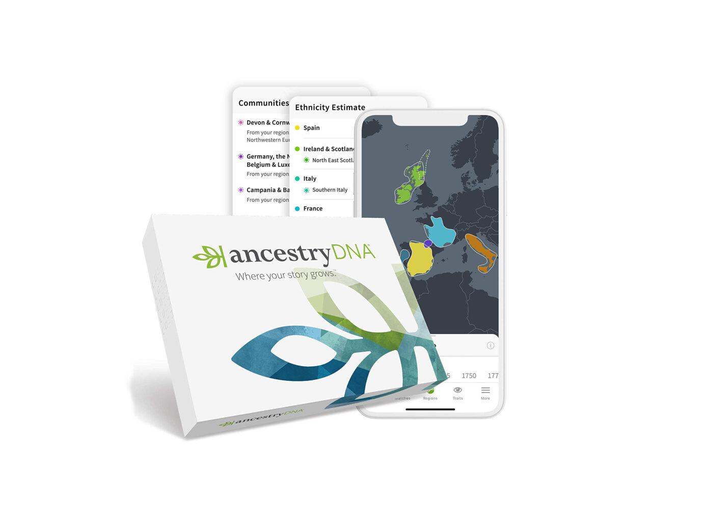 AncestryDNA Kit
