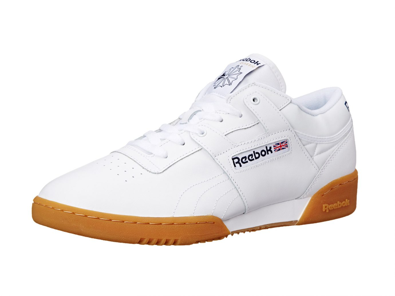 Reebok Men's Workout Low Classic Shoe
