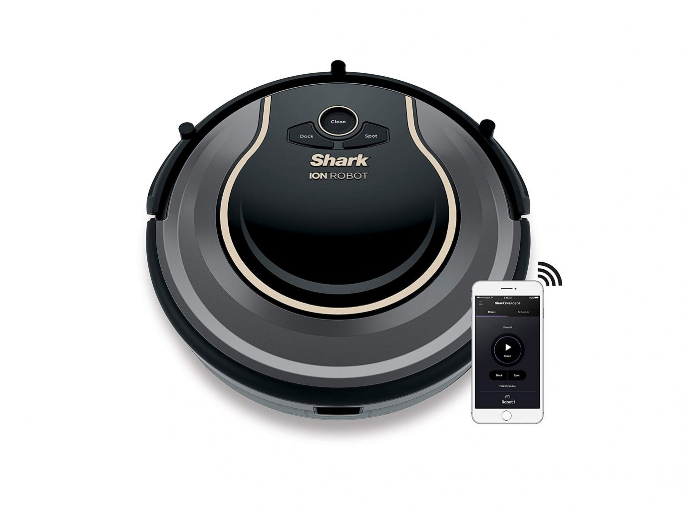 Shark Ion Robotic vacuum