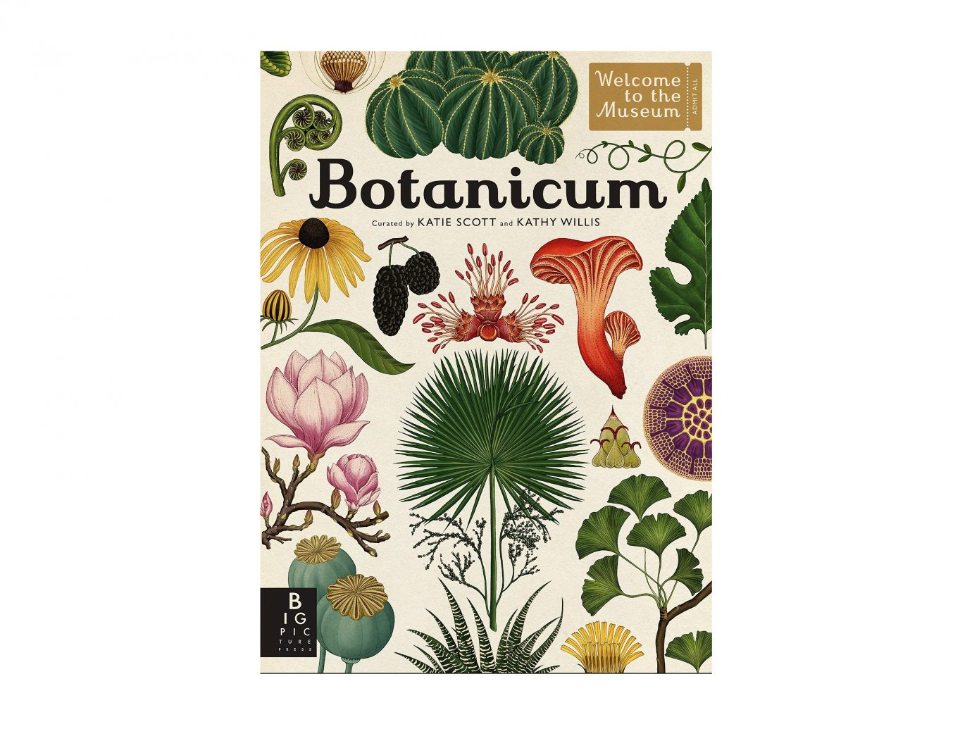 Botanicum: Welcome to the Museum book