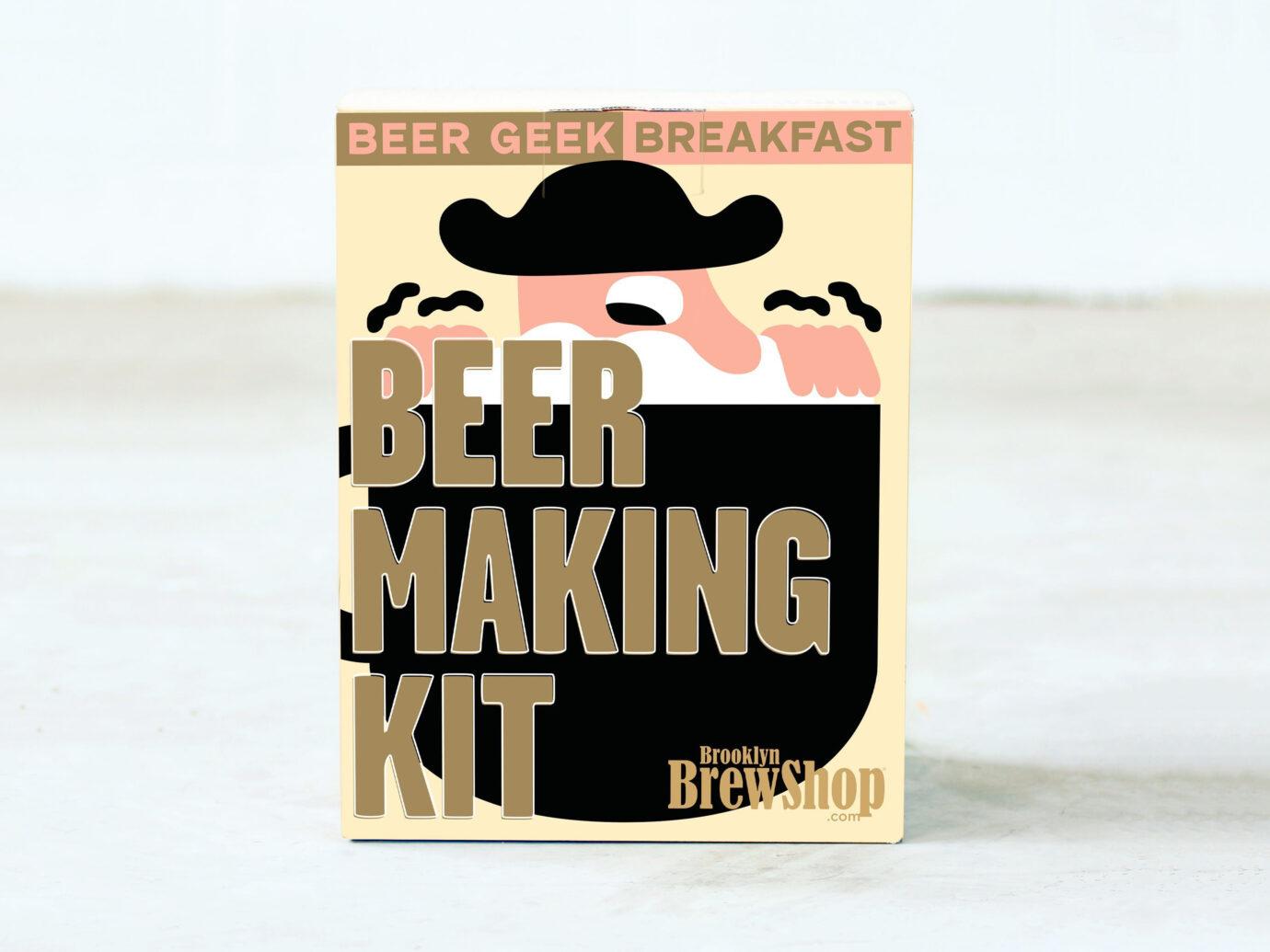 Brooklyn Brew Shop X Mikkeller Beer Making Kit