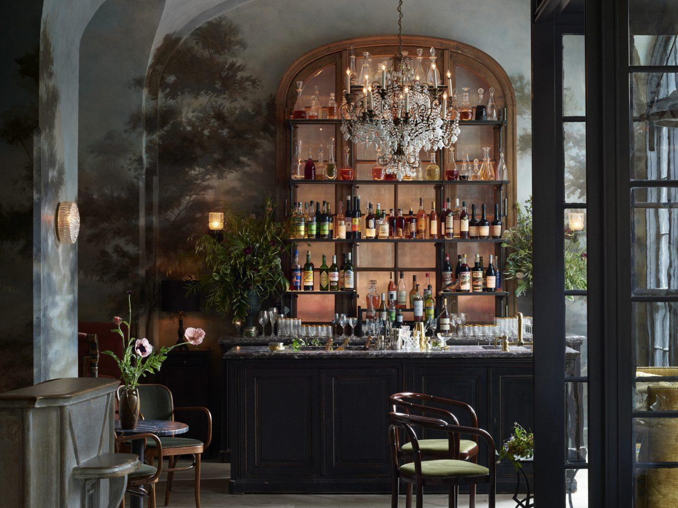 Bar at Le Coucou
