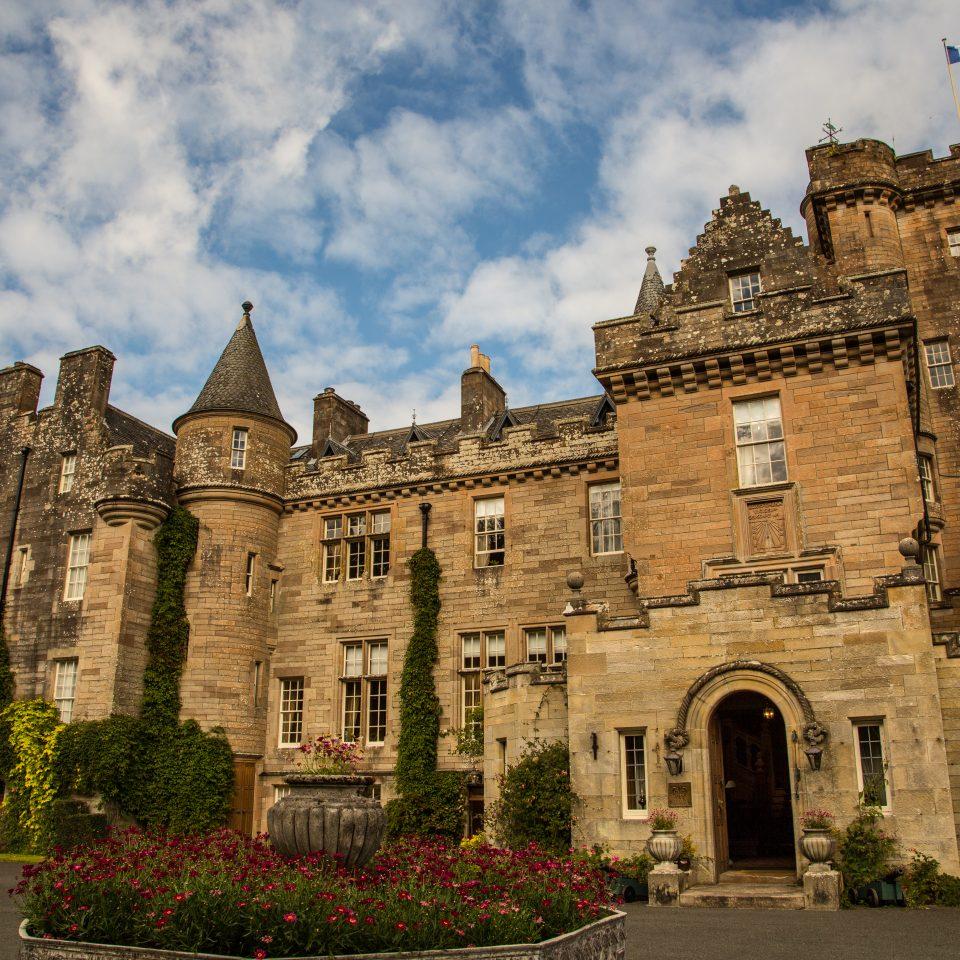 Glenapp Castle exterior