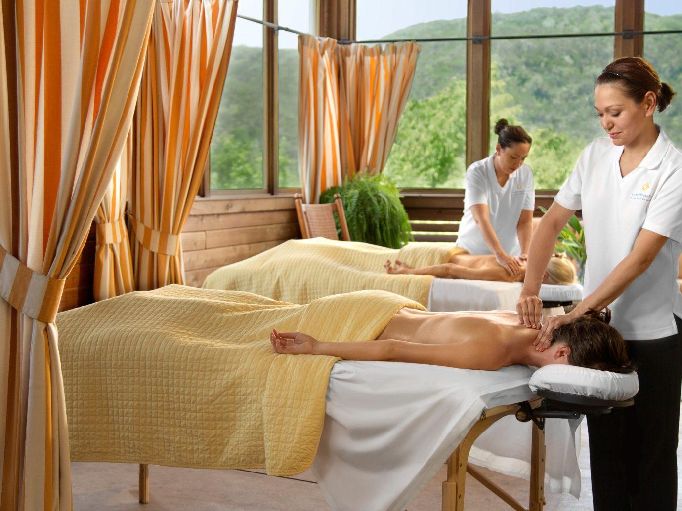 massages at Lake Austin Spa Resort