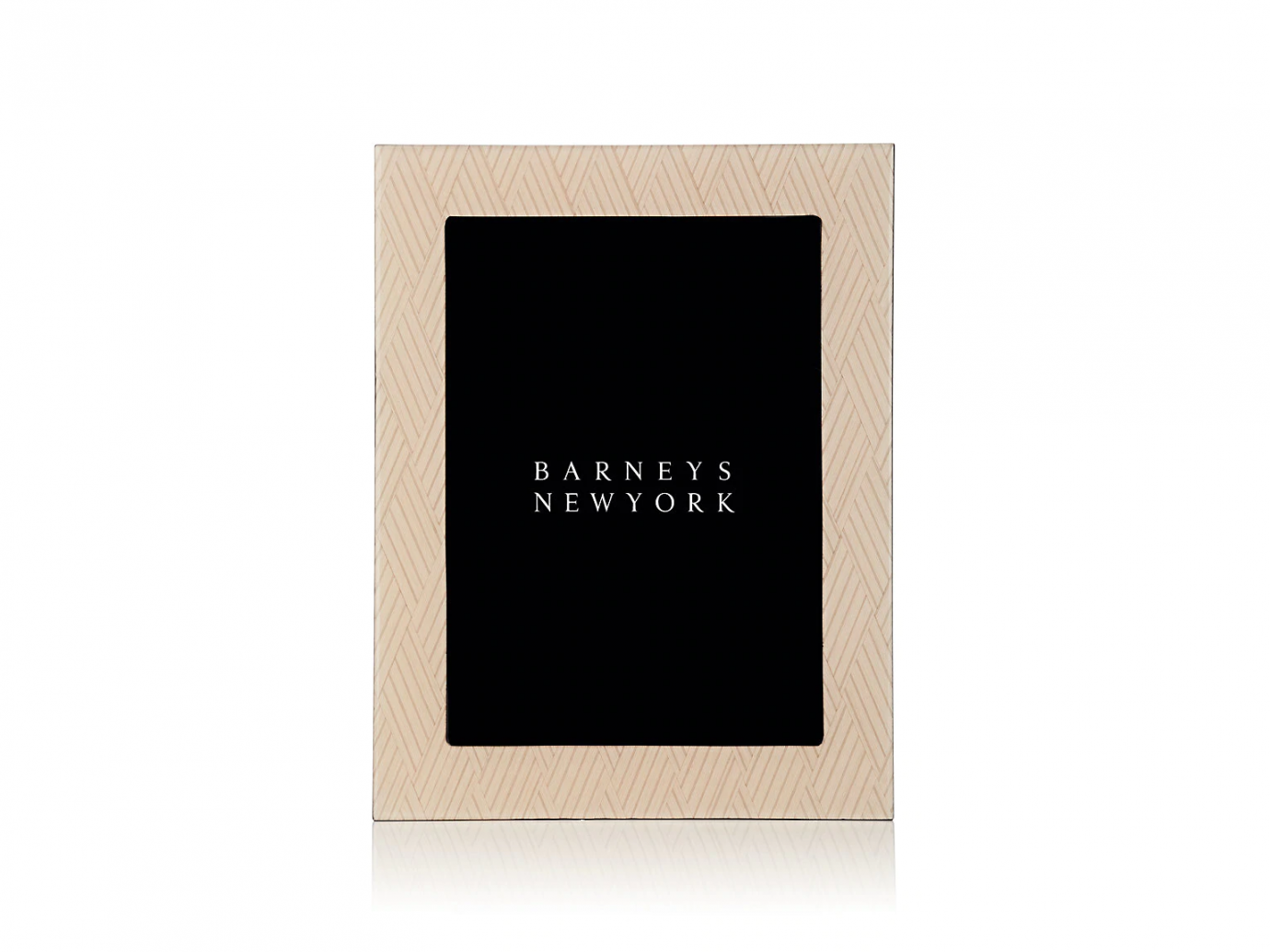 Barney's Basket-weave 5x7 Picture frame