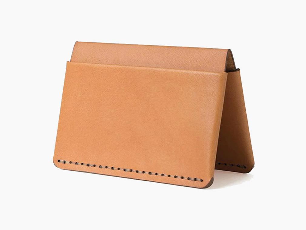 MAKR Leather Horizon Four Wallet