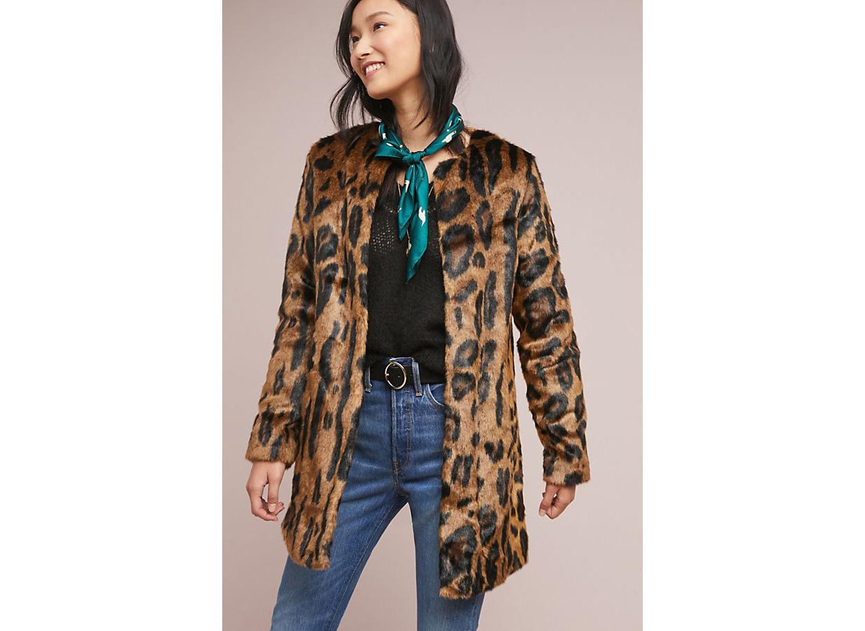 Ett:twa Forever Spotted Coat