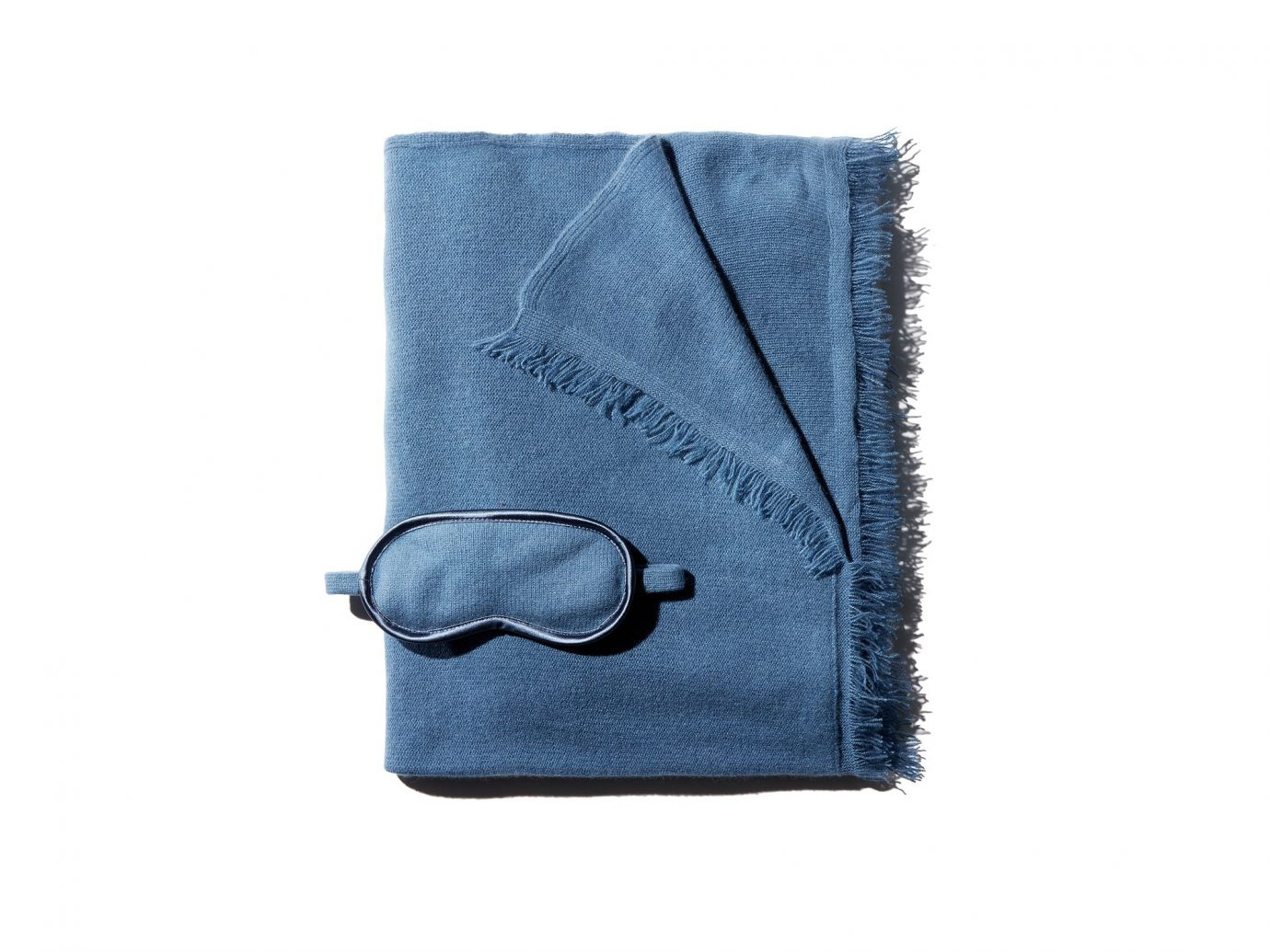 Portolano Eye Mask & Cashmere Wrap Travel Gift Set