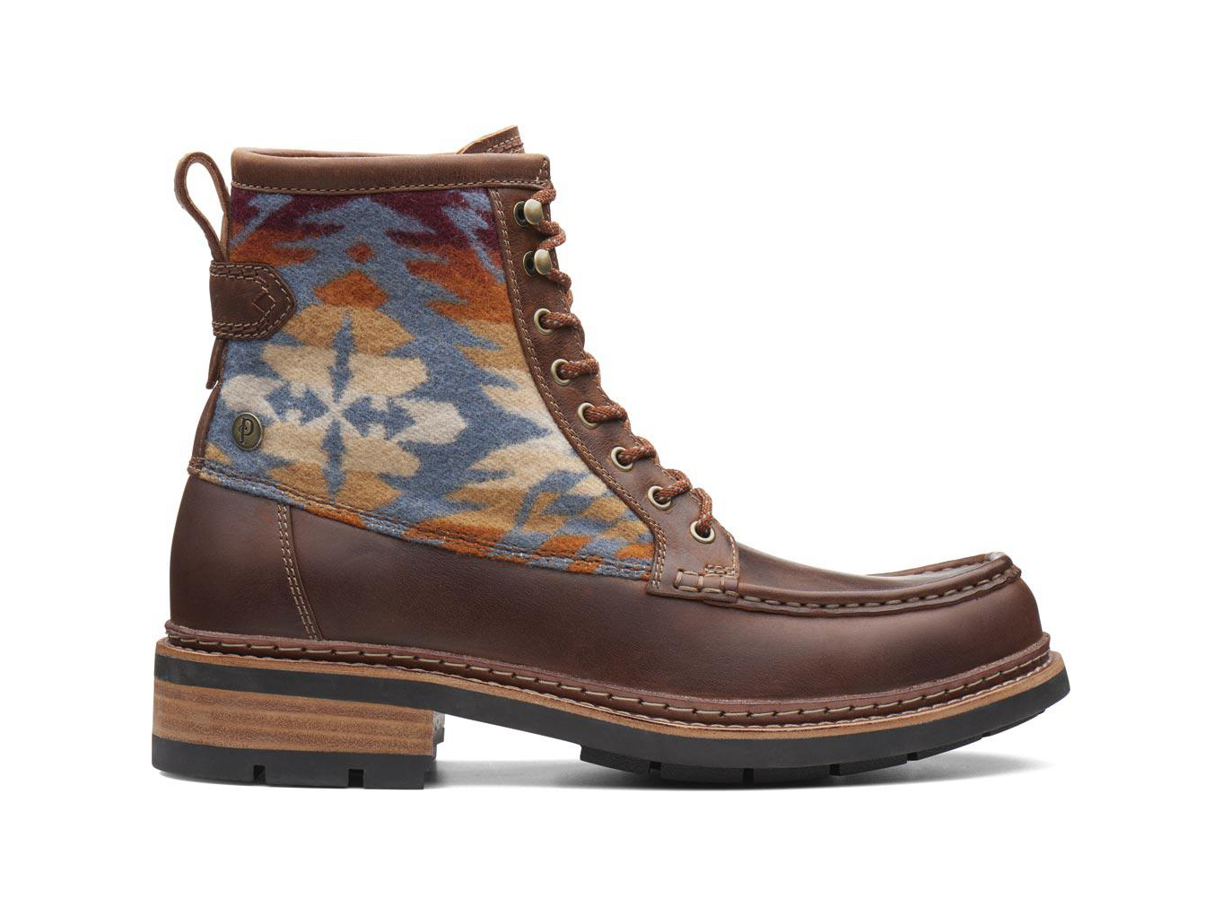 Clarks Ottawa Peak Ankle Boot