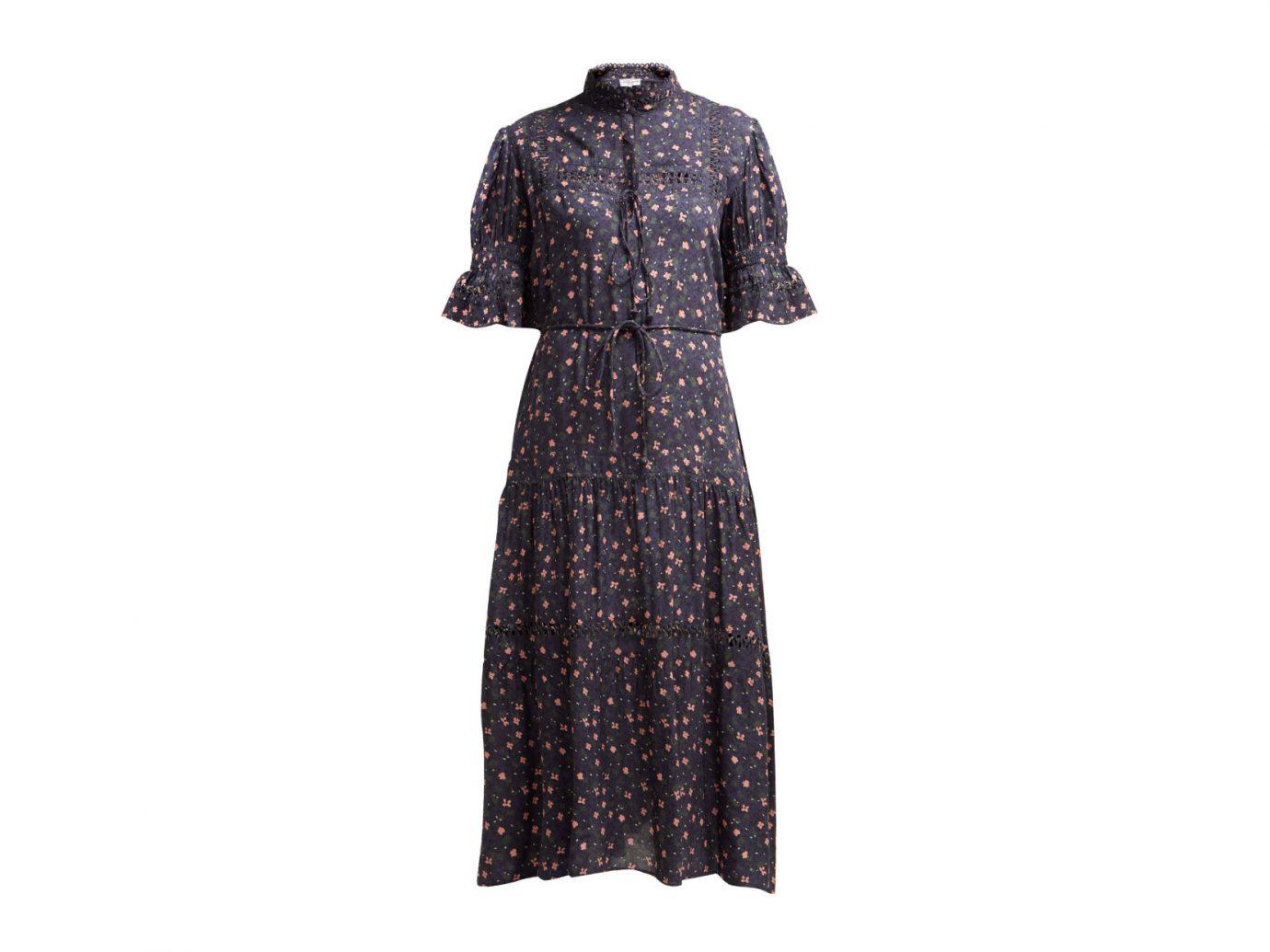 Apiece Apart Los Altos floral-print dress