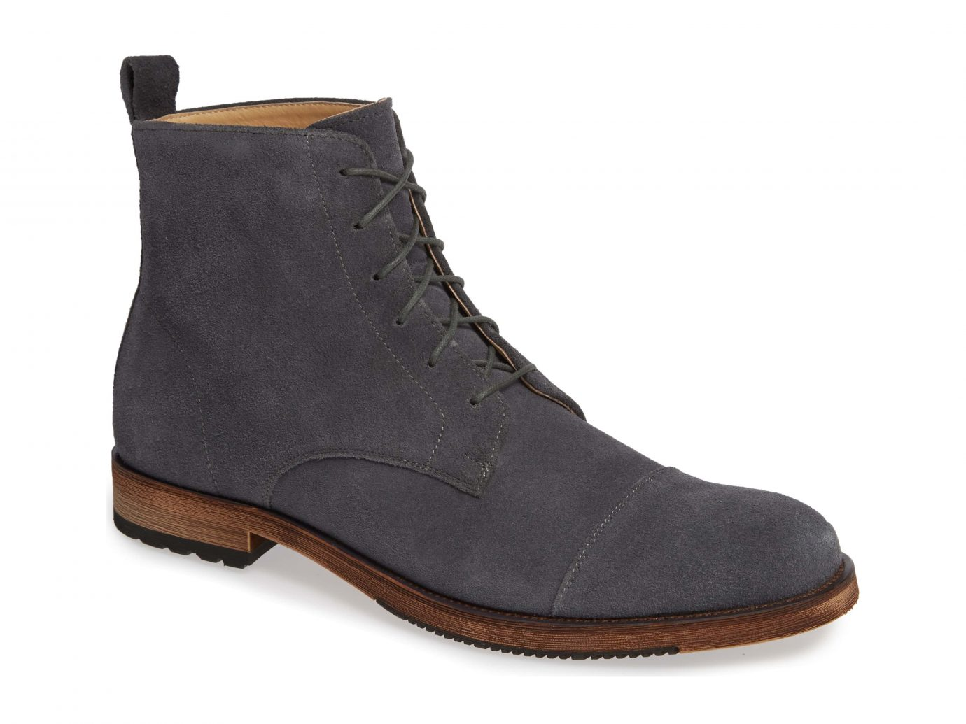 English Laundry Swansea Cap Toe Boot