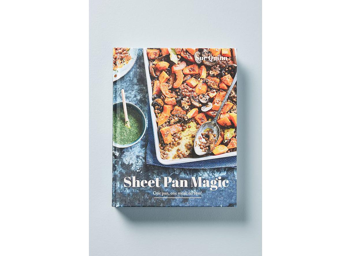 Sheet Pan Magic Cookbook
