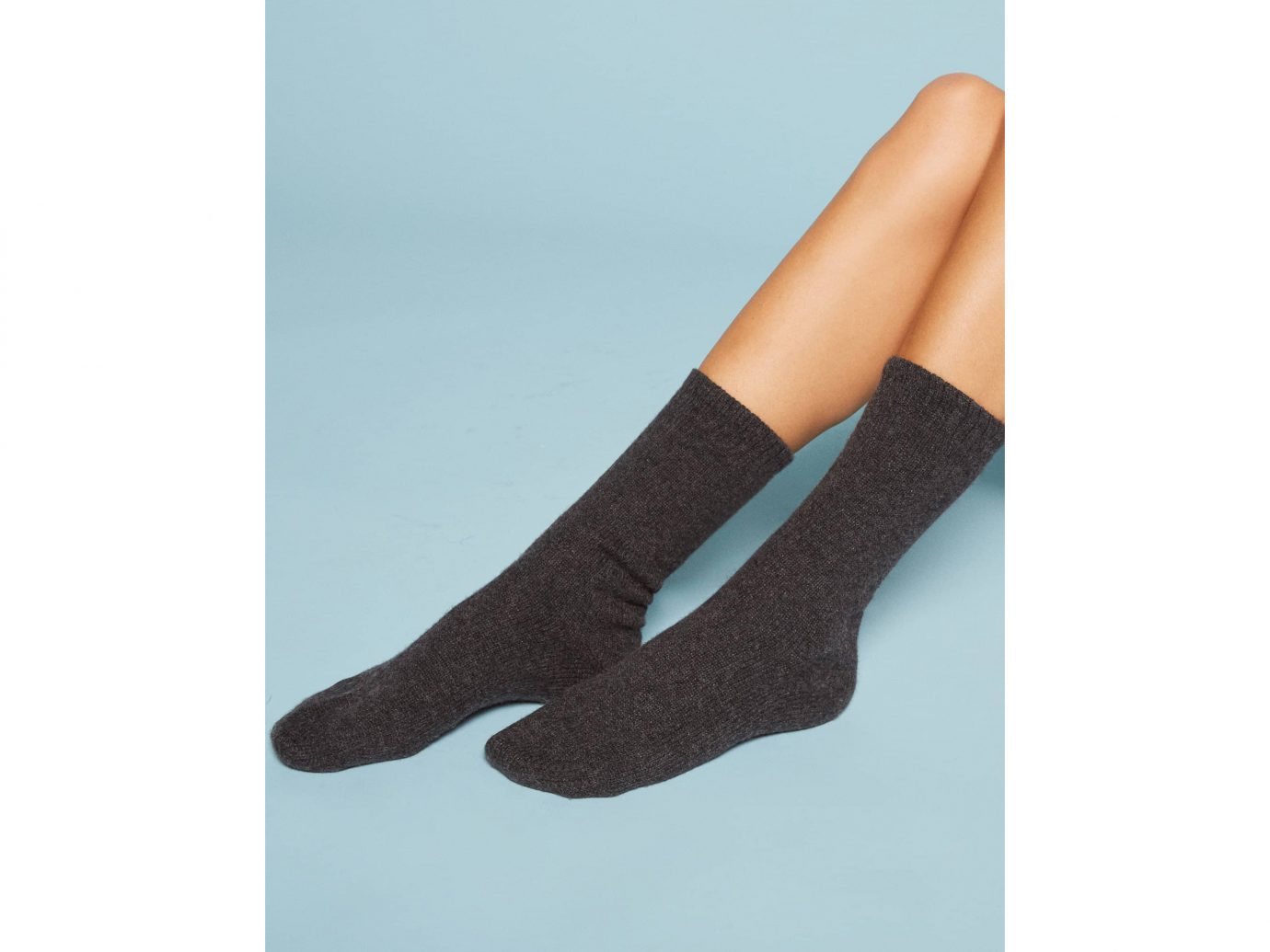 Naadam Anchorage Cashmere Socks