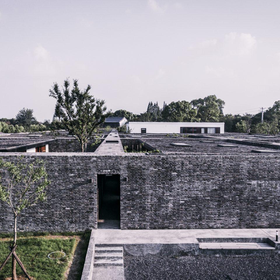 Tsingpu Yangzhou Retreat exterior