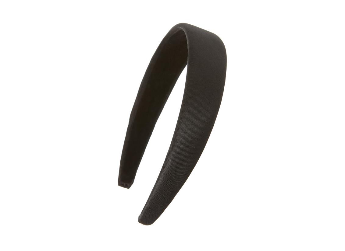 Tasha Wide Satin Headband