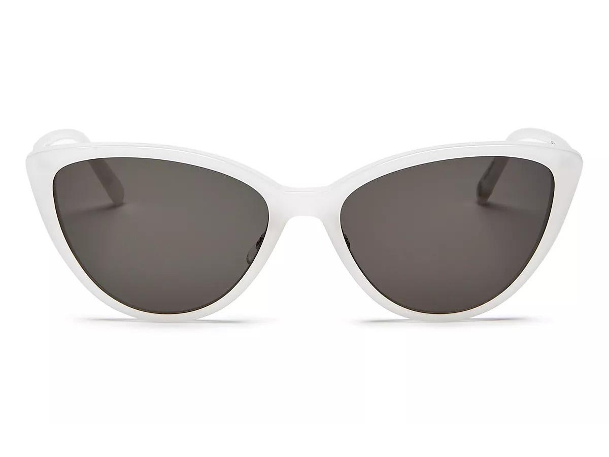 GARRETT LEIGHT Women's Mildred Cat Eye Sunglasses