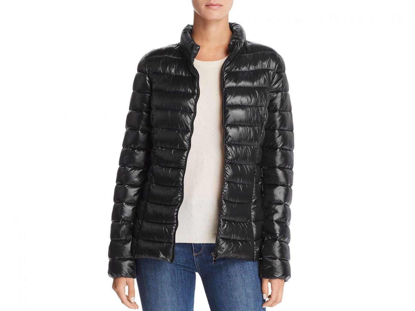 AQUA Packable Puffer Coat