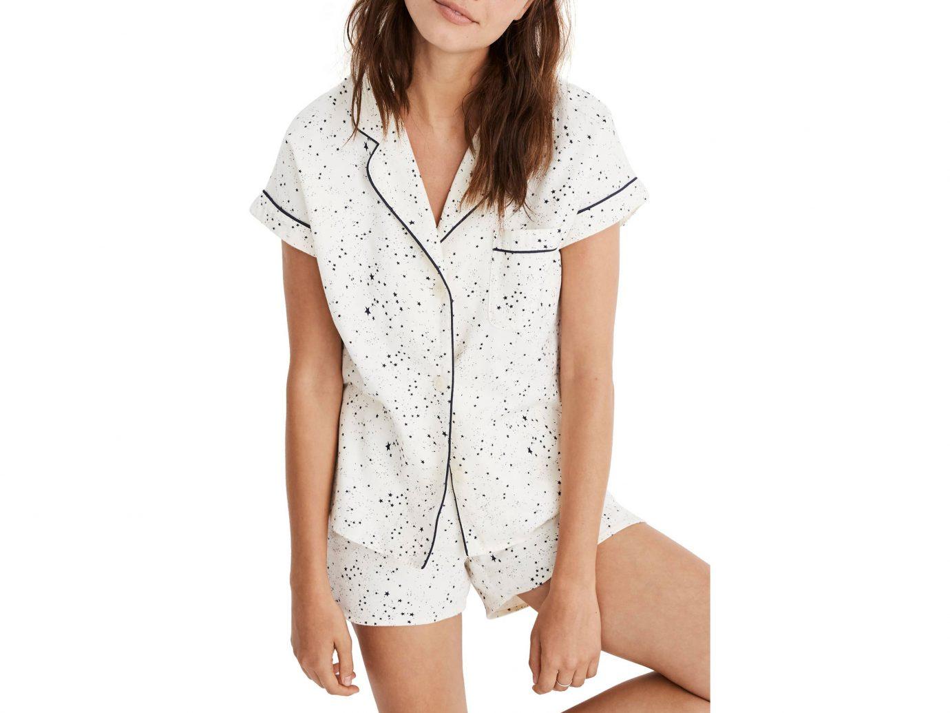 Madewell Flannel Bedtime Pajamas