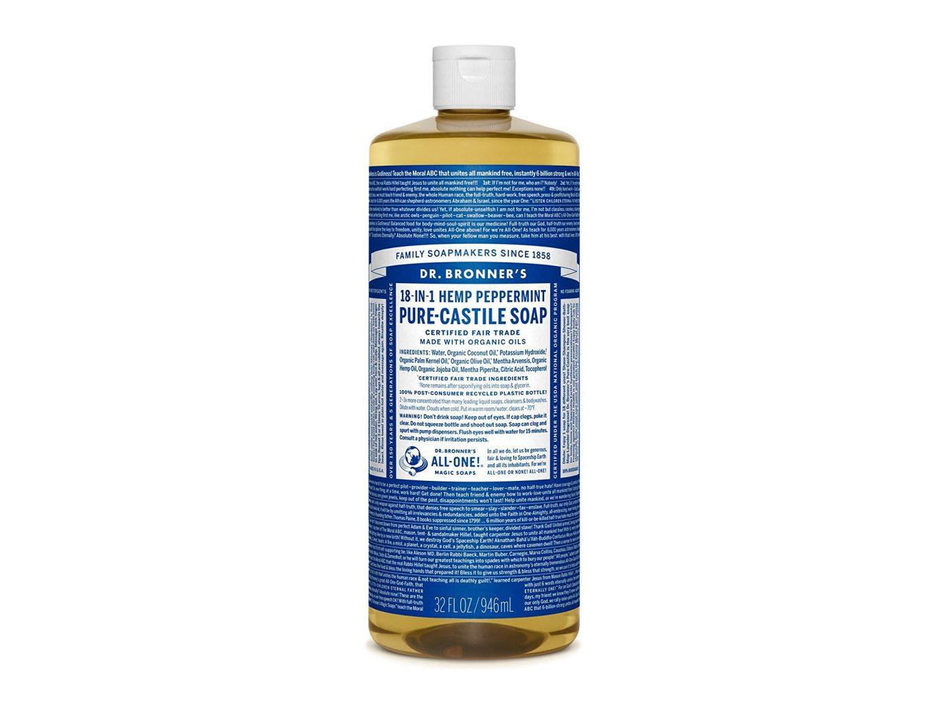 Dr. Bronners Pure-Castile Liquid Soap