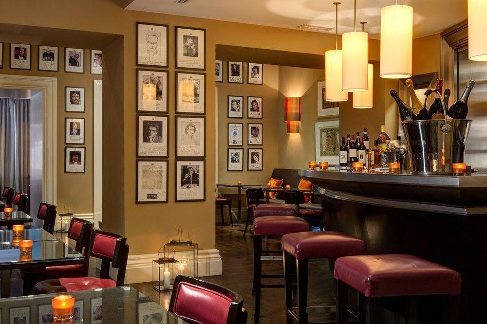 Bar at Hotel Amigo