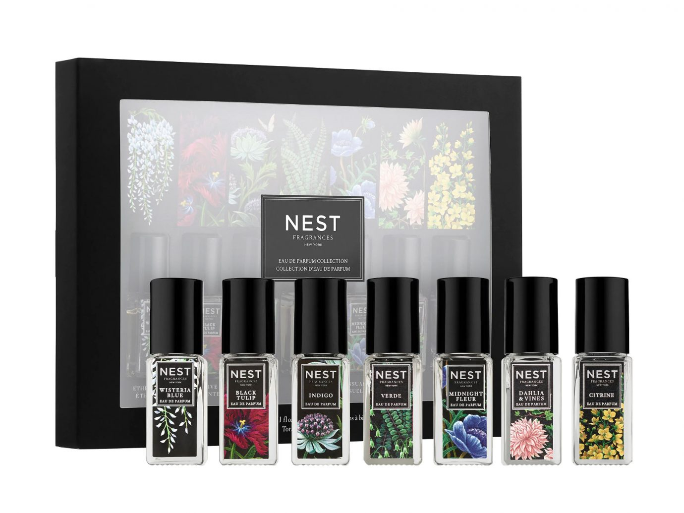 Nest Eau de Parfum Rollerball Collection