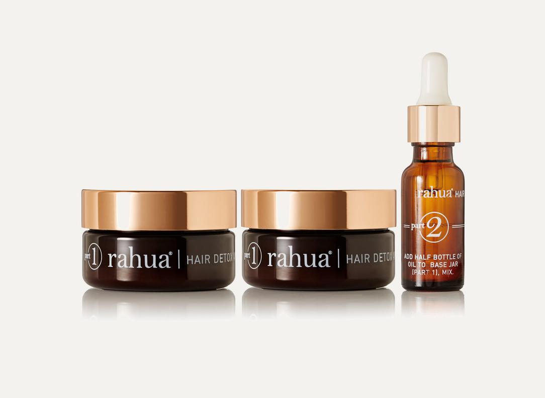 Rahua Hair Detox & Renewal Treatment Kit