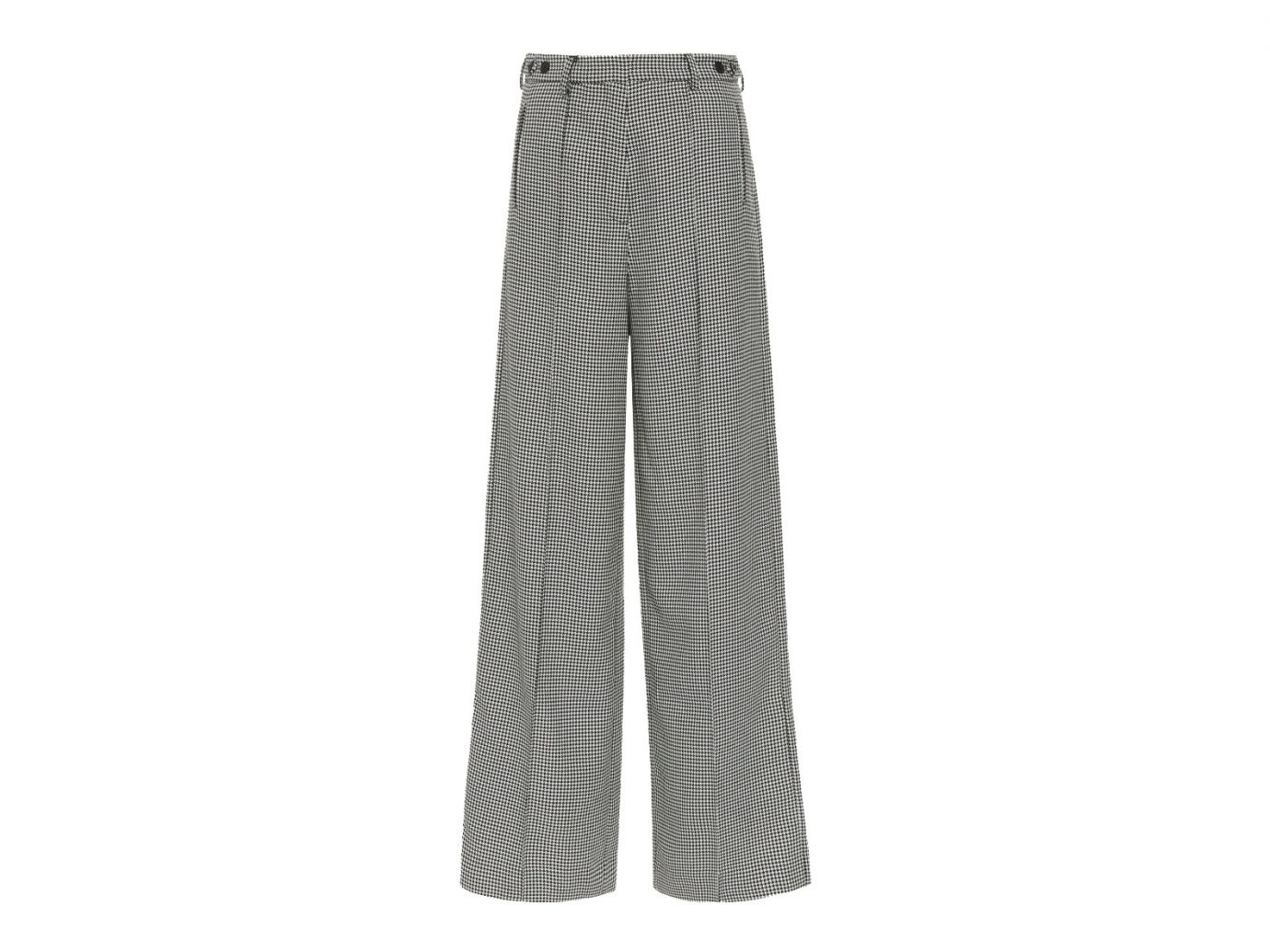 Rokh High-Waisted Wide-Leg Trouser